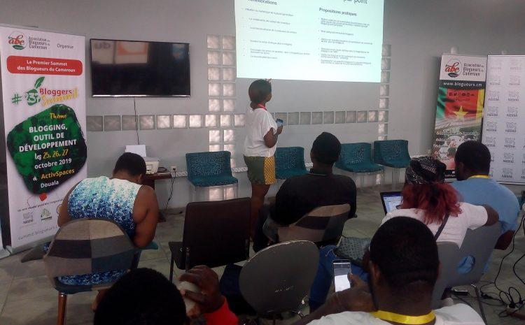 Sommet des blogueurs du Cameroun : feedback sur la première édition