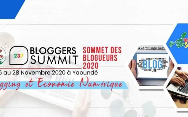 Et de 2 pour le Sommet des Blogueurs du Cameroun